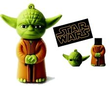 Pendrive STAR WARS Lápiz USB FLASH DRIVE 2.0 Guerra Galaxias 8 gb YODA