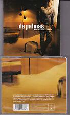 CD GERALD DE PALMAS MARCHER DANS LE SABLE 12T DE 2001 INCLUS J'EN REVE ENCORE