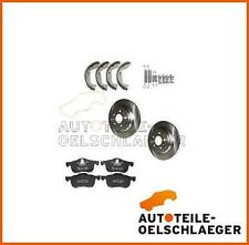 brake kit set rear brake Volvo S60 V70 XC70 S80 (brake discs, pads, sh ATO