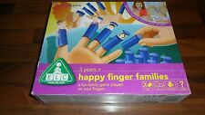 ELC HAPPY FINGER FAMILIES FUN GAME AGE 3YRS+   KL