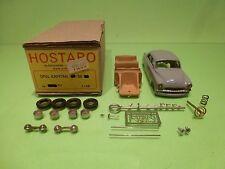 HOSTARO 11 PARTLY BUILT KIT OPEL KAPITAN KAPITÄN 1956 - GREY 1:43 - NICE IN BOX
