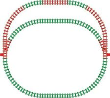 Lionel new 7-11113 G-Gauge outer loop track pack with track set *2014 catalog*