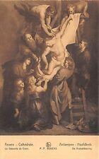 BR44578 La descente de croix cathedrale Anvers paint peintures
