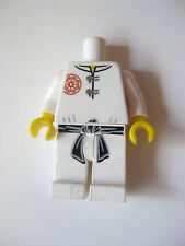 Lego SENSEI WU Body and Legs ONLY Ninjago Minifigure Parts 2504