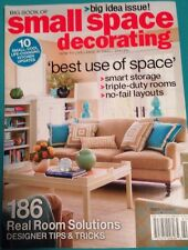 Small Space Decorating Big Ideas Real Room Solutions Spring 2015 FREE SHIPPING!