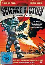 Science Fiction Classic Box (2015) DVD NEU & OVP