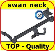 Towbar TowBall  Peugeot 307 SW Estate 2002 to 2008 / swan neck Tow Hitch