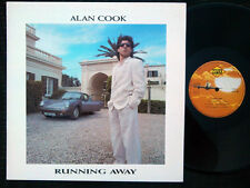 "12"" Italo Maxi Dance Single Record Alan Cook - Running Away (MAX 1987) 45 Import"