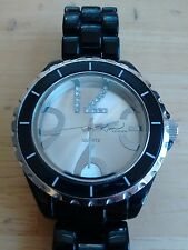 Vintage Kim Rogers ladies watch, running with new battery no Reserve