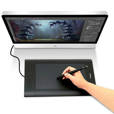"""Huion H610Pro Art Graphics Drawing Tablet 10""""x6.25"""" 5080 LPI for Windows/Mac OS"""