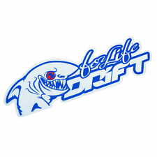 Shark Drift for Life Set up tuning JDM stickers decals racing car cool racer