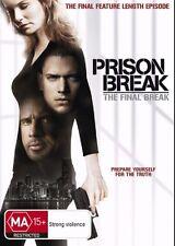 Prison Break: The Final Break NEW R4 DVD
