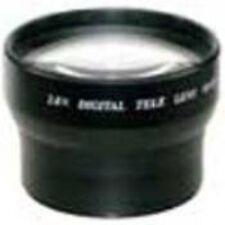 Tele Lens for Canon GL1 GL-1 GL-2 GL2 HF S30 HFS30 XA10