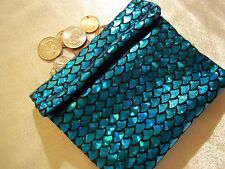 Women's Fashion Mermaid Coin Purse, Wallet, Mermaid Change Purse, Mermaid Gifts