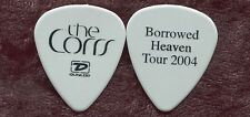 CORRS 2004 Borrowed Heaven Tour Guitar Pick!!! custom concert stage Pick #2