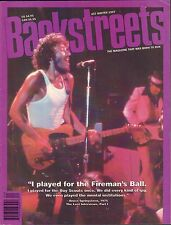 Backstreets Springsteen Magazine #57 Winter 1997 Firemans Ball 012317DBE
