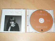 Florence & the Machine How Big How Blue How Beautiful (CD) 11 Track Polish Issue