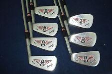 """Macgregor Tourney """"MT1"""" Vintage Golf Iron Set 3-9"""