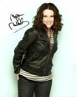 MEGAN MULLALLY GENUINE AUTHENTIC SIGNED 10X8 PHOTO AFTAL & UACC C