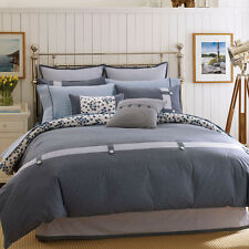 Nautica LAUREL BAY 3-pc Twin Comforter + Sham + Bedskirt Set