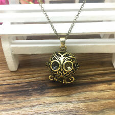 Hot Perfume Fragrance Essential Oil Aromatherapy Diffuser Locket Necklace EA71