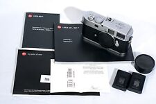 Leica M9-P Silver Chrome (body) Digital Rangefinder Camera - USED - MINT