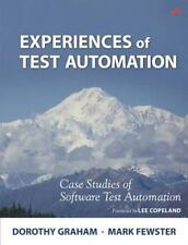 Experiences of Test Automation : Case Studies Int'l Edition