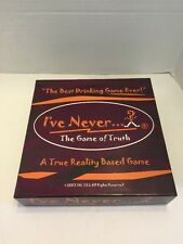 I've Never...? The Game of Truth - Adult Party Game - Never Played