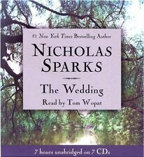 The Wedding by Nicholas Sparks CD, Audiobook