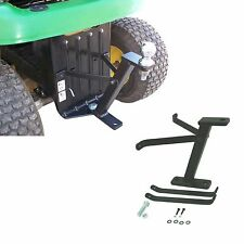 Lawn Mower Hitch Garden Tractor Lawnmower Trailer Rear Riding Pin