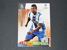 FREDY GUARIN FC PORTO UEFA PANINI CARD FOOTBALL CHAMPIONS LEAGUE 2011 2012