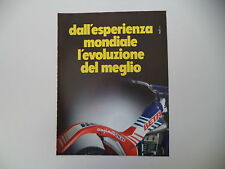 advertising Pubblicità 1989 MOTO BETA TR34 TR 34 CAMPIONATO