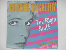 "MODERN ROCKETRY -The Right Stuff- 7"" 45"