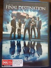The Final Destination 4 (2D and 3D) DVD - Region 4- Free Post!!