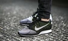 NIKE FLYKNIT RACER  MEN'S RUNNING SHOES SZ: Men's 9.5/Women's 11 (526628 011)