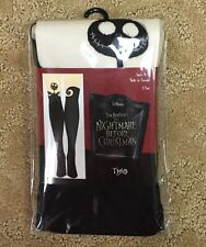 Disney The Nightmare Before Christmas Silhouette Tights Size M/L Cute Sexy NISP!