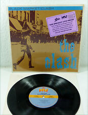 "THE CLASH ""Black Market Clash"" M- 10"" in shrink + STICKER 1980 US EPIC Nu Disk"