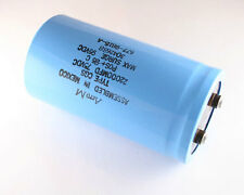 1x 22000uF 75V Large Can Electrolytic Capacitor 22000mfd 75 Volts DC 22,000 uF