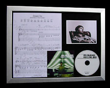 NOEL GALLAGHER'S HIGH FLYING BIRDS Dream On QUALITY CD FRAMED DISPLAY+FAST SHIP
