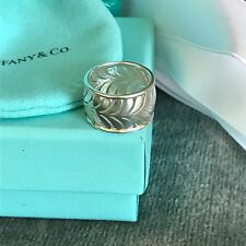 Tiffany Villa Paloma Picasso Palm Ring Size 7