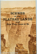 Geology - Scenes of the Plateau Lands, How They Came to be, By; Stokes 2000