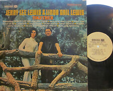 Jerry Lee Lewis & Linda Gail Lewis - Together  (Smash SRS 67126) (PL)