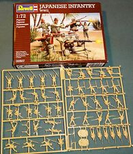 Revell Japanese Infantry WWII 1/72 MIB 2507 2nd Series