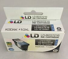 NIP LD Products LD-8237216 KODAK 10XL Ink Cartridge High Yield Black - New