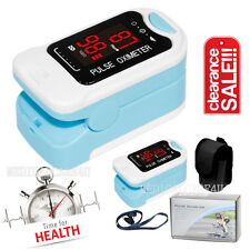 LED Display Finger Pulse Oximeter Blood Oxygen SpO2 Saturation Monitor Fingertip