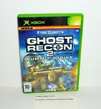 JEU XBOX GHOST RECON 2 SUMMIT STRIKE