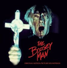 The Boogeyman - Complete Score - Limited 500 - OOP - Clear Vinyl - Tim Krog
