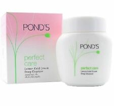 Pond's Perfect Care Lemon Cold Cream Ponds Face Cleanser Cream 60 ml