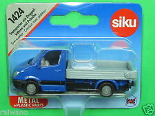 Siku Super Serie 1424 Transporter mit Pritsche