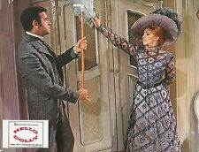 BARBRA STREISAND  WALTER MATTHAU HELLO DOLLY 1969 VINTAGE PHOTO LOBBY CARD N°3